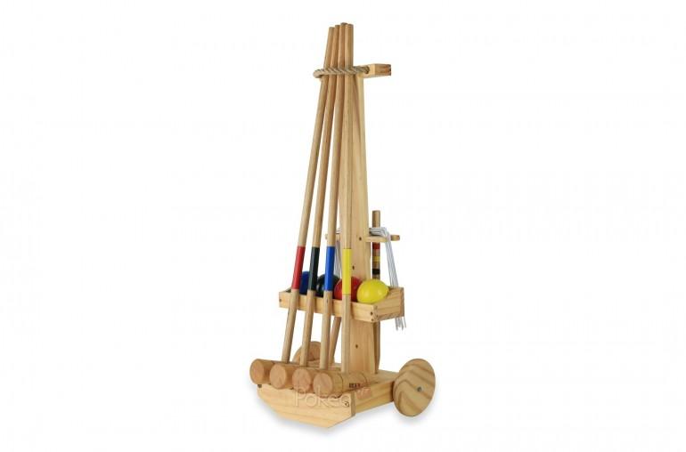 Set de Croquet Original & Chariot