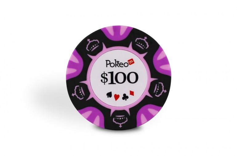 Mallette Pokeo Deluxe 300 jetons